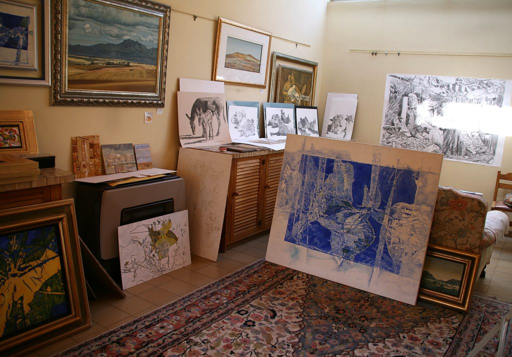 12) STUDIO ILLUMINARE is in full production and waiting for the framers to collect